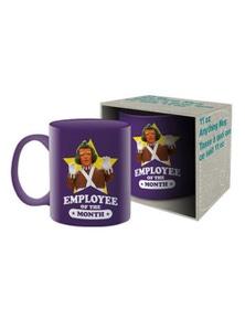 Willy Wonka Employee Of The Month Ceramic Mug