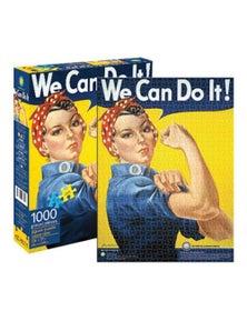 Smithsonian- Rosie Riveter 1000pc Puzzle