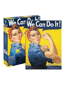 Smithsonian- Rosie Riveter 1000pc Puzzle