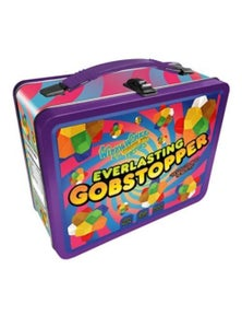 Willy Wonka- Everlasting Gobstopper Tin Carry All Fun Box
