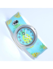 Sleeping Pineapple- Watchitude Slap Watch
