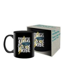 Star Trek Enterprise Ceramic Mug