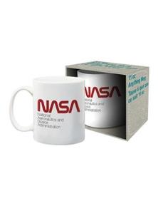 NASA Classic Logo Mug