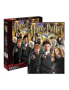 Harry Potter Collage 1000pc Puzzle