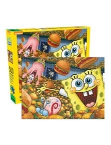 SpongeBob SquarePants- Cast 500pc Puzzle