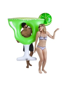 BigMouth Giant Margarita Pool Float
