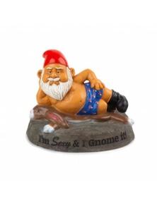 BigMouth The Hot Stuff Garden Gnome