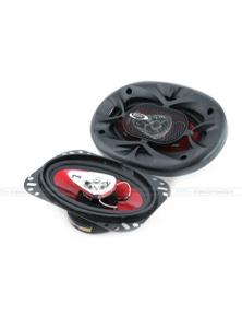 "Boss CH4630 4x6"" 3-Way Coaxial Speakers"