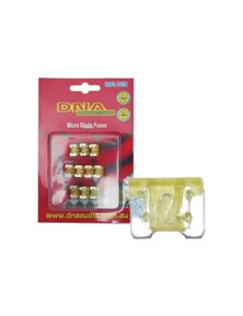 DNA WFL120 10 x 20 AMP Micro Blade Fuse