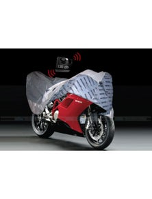 Motorader Dust Cover w/ Security Alarm Protection