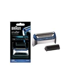Braun 20S Replacement Foil & Cutter