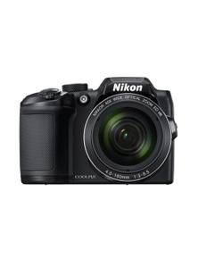 Nikon B500 COOLPIX Digital Compact Camera 16MP 40x Zoom (Black)