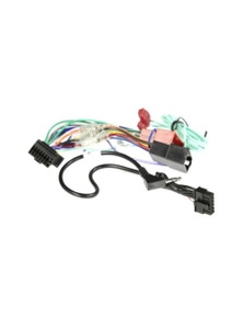 Sony AV 16 Pin Plug to ISO Harness + Type C Patch Lead APP9SP4