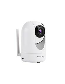 Foscam R4 4.0MP HD 1440P Indoor Wireless IP Camera White