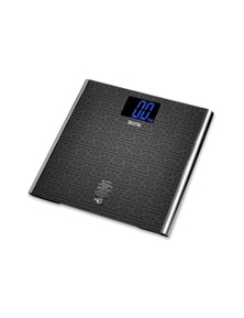 Tanita HD-387 200Kg Capacity Glass Digital LCD Bathroom Scale