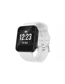 Garmin Forerunner 35 GPS Running Watch Heart Rate Monitor White
