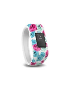Garmin Vivofit Jr Activity Sleep Tracker for Kids Real Flower