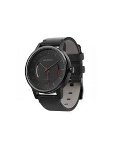 Garmin Vivomove Class Activity Tracker Black Leather Band