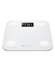 Yunmai Mini Smart Scale Body Fat Composition Monitor App White