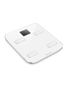 Yunmai Color Smart Scale Body Fat Composition Monitor App White