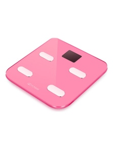 Yunmai Color Smart Scale Body Fat Composition Monitor App Pink