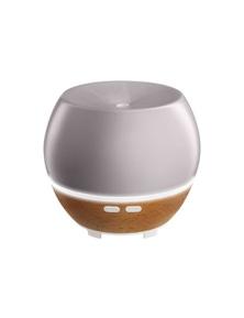 Homedics Ellia Awaken Grey Ultrasonic Light Oil Aroma Diffuser