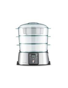 Breville BFS600BSS HealthSmart Quick Steam Digital w Rice Cooking Bowl