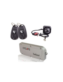ToolGuard Cyclops TG5-000 Tool Box Toolbox Alarm with Remote & Siren