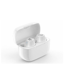 Edifier TWS1 Dual Bluetooth True Wireless Earbuds White Charge Case
