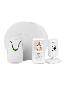 Oricom BS7SC715 Babysense7 + Secure715 Baby Monitor Value Pack