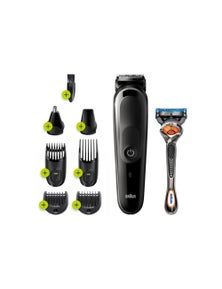 Braun MGK5260 All-in-one Face & Body Hair Trimmer Beard Grooming Kit