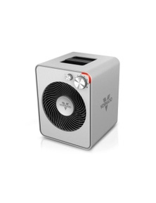 Vornado VMH300 Vortex Air Circulating Heater Brushed Steel 720630