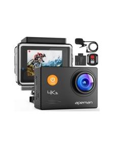 Apeman A79 4K Action Camera 16MP Underwater Waterproof Sport Camera