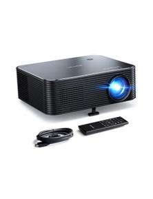 Apeman LC650 Full HD Native 1080P 6000 Lumens Video Projector