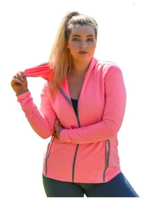 Curvy Chic Sports Airlie Jacket