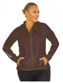 Curvy Chic Sports Sun Seeker Wind and Rain Breaker - Tall