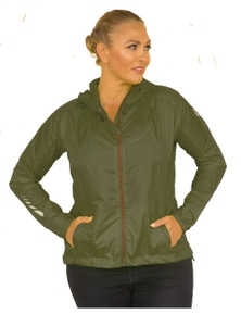 Curvy Chic Sports Sun Seeker Wind and Rain Breaker