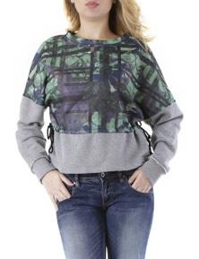 525 Women's Sweatshirt In Green
