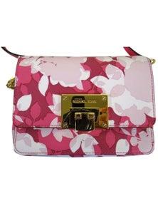 Michael Kors Tina Small Clutch Cross-Body Bag