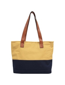 Sassy Duck Candy Canvas Tote