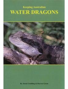 Urs Keeping Australian Water Dragons Book By Jason Goulding & Darren Green