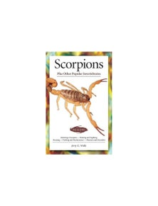 Urs Scorpions Plus Other Popular Invertebrates Book By Jerry G Walls