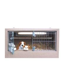 Urs Deluxe Polyethylene Cage Animal Enclosure