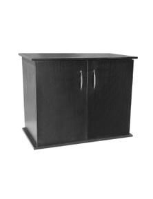 Urs Laminated Mdf Cabinet Home Decor Flat Packed Black Large