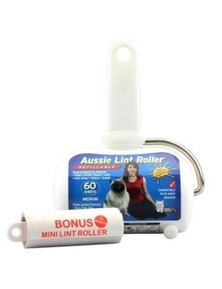 Aussie Lint Roller Pet Hair Remover Medium