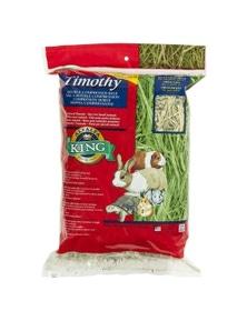 Alfalfa King Timothy Natural Food for Small Animals 454g
