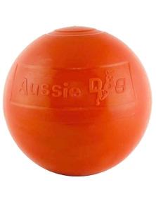 Aussie Dog Genuine Hard Toy Staffie Ball
