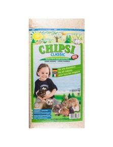 Chipsi Classic Wood Shavings Small Animal Bedding 12.5kg