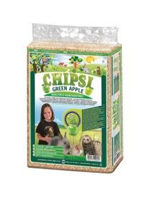 Chipsi Green Apple Organic Bedding Pet Litter 3.2kg