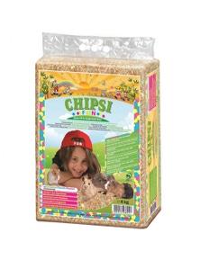 Chipsi Fun Bedding Animal Wood Shavings Litter 4kg